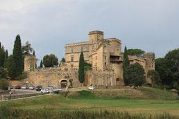 Burg von Lourmarin