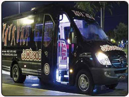 jj disco bus sevilla