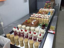 buffet de desserts nadege jouanneau