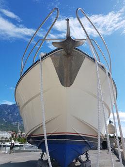 MAG Seefahrtschule FAQ Definitionen Rumpfformen Boote Yachten Gleiter Gleitboote Motoryachten