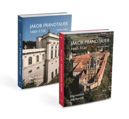 Cover der beiden Prandtauer-Bände