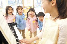 たまプラーザ 武蔵小杉 ピアノ教室 保育士 幼稚園教諭