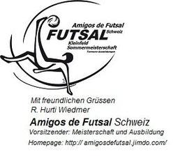 """""""Amigos de Futsal"""" Schweiz"""
