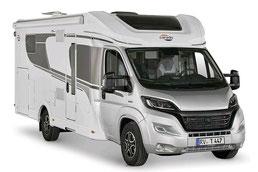 Carado T 447 Edition 15 Sondermodell
