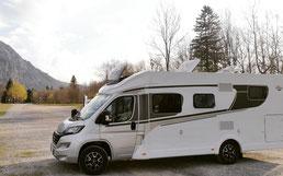 Wohnmobil Carado T 448