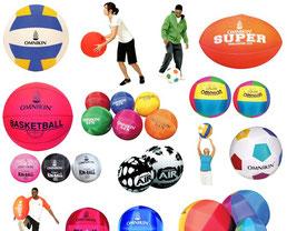 Tou le matériel et ballons Omnikin de Kin-ball. Ballons de kin ball et gonfleur de kinball à acheter pas cher.