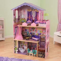 """Matériel de jeux en bois : maison de poupées en bois """"My dream"""" kidcraft. Maison en bois de poupées de qualité et à acheter pas cher."""