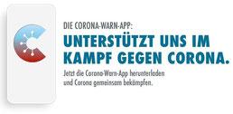 Corona-Warn-App mit Kontakttagebuch