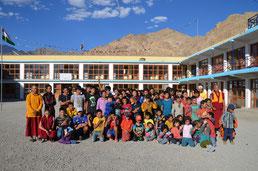 Ladakh Lingshed Hostel Choglamsar