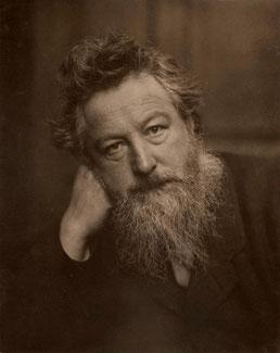 William Mooris Arts & Crafts, Designgeschichte, Portrait