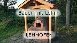 Video Lehmofen bauen