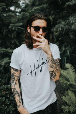 holywhat, caligraphy, tee, fashion, skateboard, tattoos, ink, streetwear, skatelife