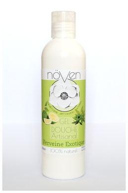 gel douche naturel verveine exotique noven