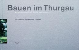 Bauen im Thurgau, Niggli Verlag