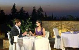 Restaurant im Palazzo di Varignana