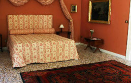 Villa Tasca Palermo Zimmer
