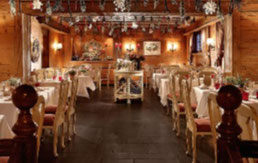 Restaurant Gstaad Palace