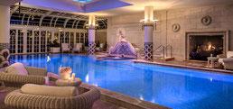 Badezimmer im Taj Dubai
