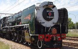 Lokomotive Pride of Africa