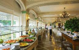 Restaurant Copacabana Palace Rio de Janeiro