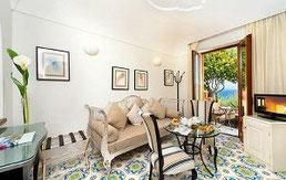 Zimmer im San Montano Resort