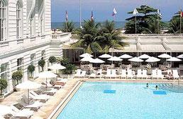 Pool Copacabana Palace Rio de Janeiro
