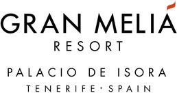 gran melia palacio de isora resort & spa teneriffa logo