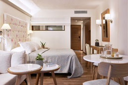 ikaros beach luxury resort & spa zimmer