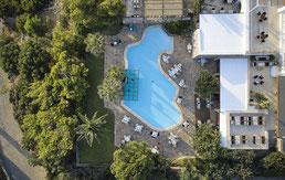 ikaros beach luxury resort & spa stand