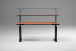 Nowystyl elektrisch verstellbarer Schreibtisch eUP3