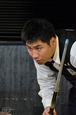 中野雅之選手