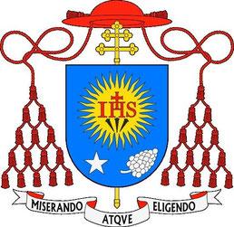 Wappen Papst Franhziskus I.