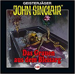 CD Cover John Sinclair Das Grauen aus dem Bleisarg