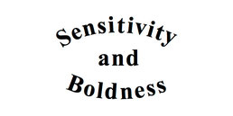 Sensitivity and Boldness