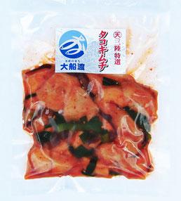 タコキムチ(味付け)