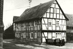 Haus der Familie Sally und Fanny Adler - Foto: Sammlung Karin Billing