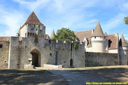 Dordogne : Châteaux