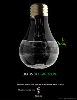 Imagen Anuncio de Earth Hour