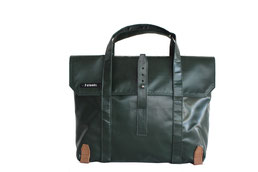 7clouds Kuriertasche in jungle green