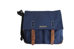 Margelisch Nevel 1, Kuriertasche in Cordura blau