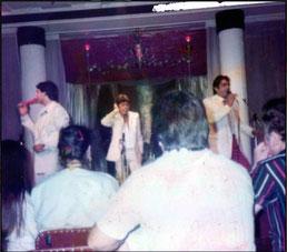 Actuación en Sala de fiestas 83-84 Los Chichos