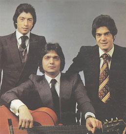 Los Chichos portada original Bailarás con alegría (1981)