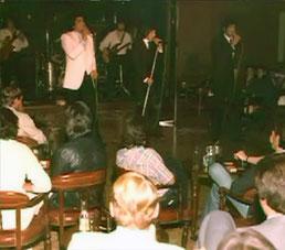 Actuación en Sala de fiestas 82-83 Los Chichos