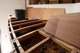 Bootsbau Holzarbeiten GFK-Arbeiten Metallarbeiten