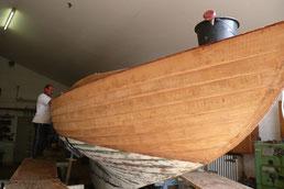 Bootsrestaurierung Bootsreparatur