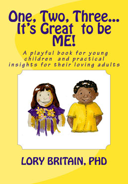 Playful book for young children and practical parenting insights.  Repeated phrased and objects to count for the emerging reader. By author of It's MY Body