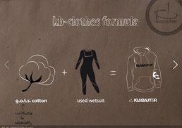 organic & fairtrade by Klabauter