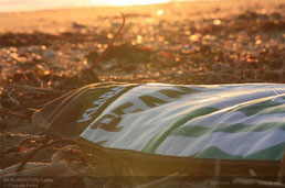 Klabauter Boardbags - waiting on the coast