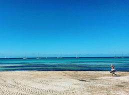 Personal Trainer auf Mallorca , Pilates auf Mallorca Mai-Training