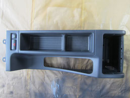 BMW318CIクーペ の センターコンソールボックス の 傷・塗装剥げ(めくれ)・塗装べたつき(ベタベタ)のリペア(修理・修復・再生)後の写真⑩、取り外し状態